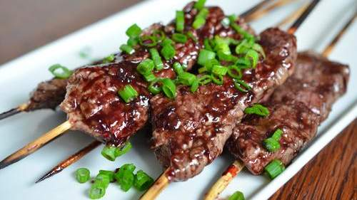 10 Great Grilling Ideas That Make Use of Your Barbecue Skewers