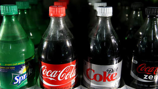 Why Some Soda Bottles Will Be Getting Smaller