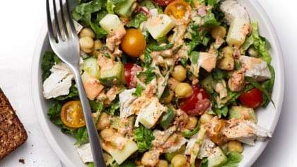 Recipe of the Day: Spicy Chopped Chicken Salad