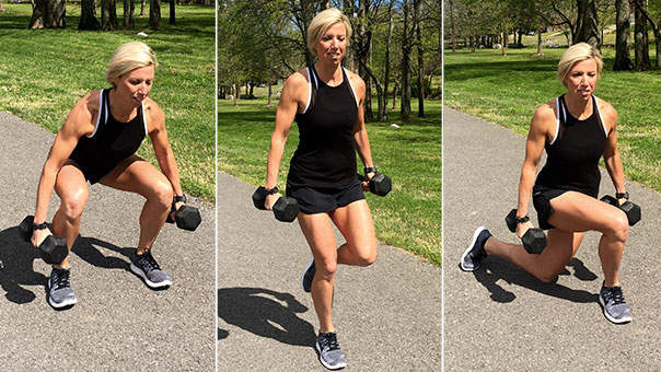 3 Sculpting Exercises to Steal From Carrie Underwood's Routine