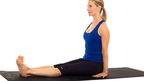 3 Yoga Poses for Tired, Achy Feet