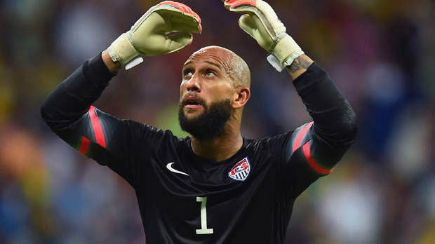 Why Tourette's Could Help Explain Tim Howard's Ridiculous Goalkeeping Skills