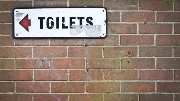 Are Gross Bathrooms Actually Bad For You?