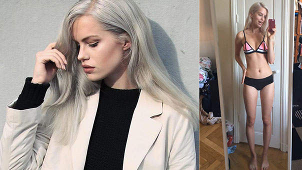This Swedish Model Says She's  Too Big  to Book a Gig
