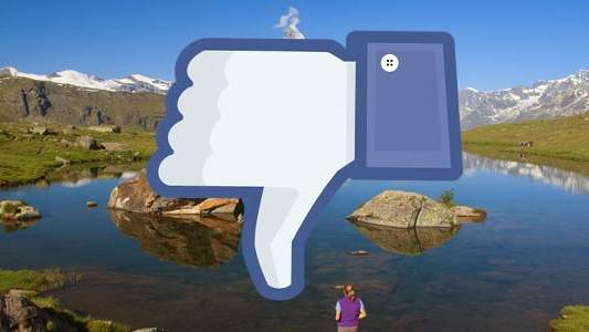 Why No One Likes Your Vacation Photos on Facebook
