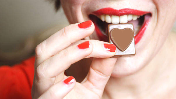 5 Sexy Chocolate Treats for Valentine's Day