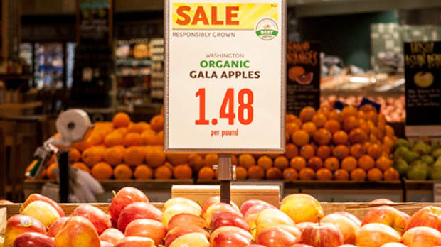 Here's What You Need to Know About Whole Foods' New Produce Labels