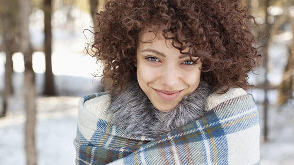 3 Winter Weather Makeup Tips for When Your Face Is Super Dry