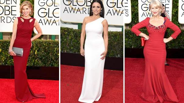 5 Secrets From Women Over 50 Who Rocked the Golden Globes Red Carpet