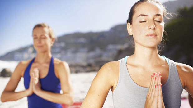 3 Ways to Beat a Bad Mood With Yoga