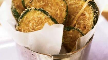 Recipe of the Day: Zucchini Oven Chips