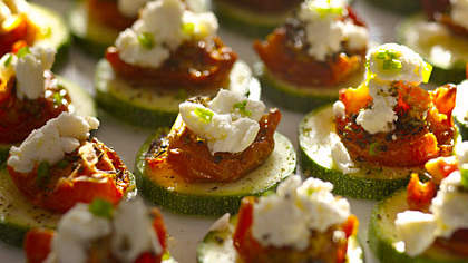 Recipe of the Day: Crunchy Zucchini Rounds