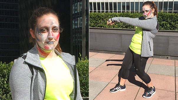 7 Fitness-Inspired Halloween Costumes You Can Throw Together Fast