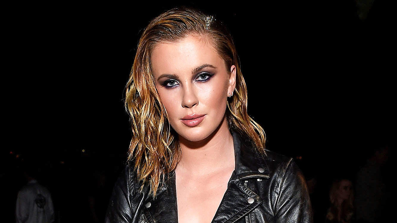 Ireland Baldwin Poses in Underwear to Send Message to Body Shamers: 'This Is Who I Am, Take It or Leave'