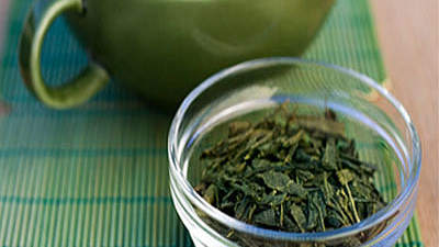 Feed Your Face: Green Tea