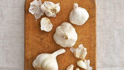 Protect Your Heart With Fresh Garlic