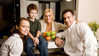 Get Your Family Involved in Changing Your Eating Behavior