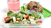 Power Lunches: The Weight-Loss Lunch