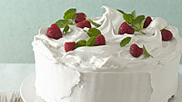 Make a Low-Cal, Low-Stress Meringue Icing