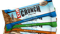 Foodie Friday: Clif Crunch