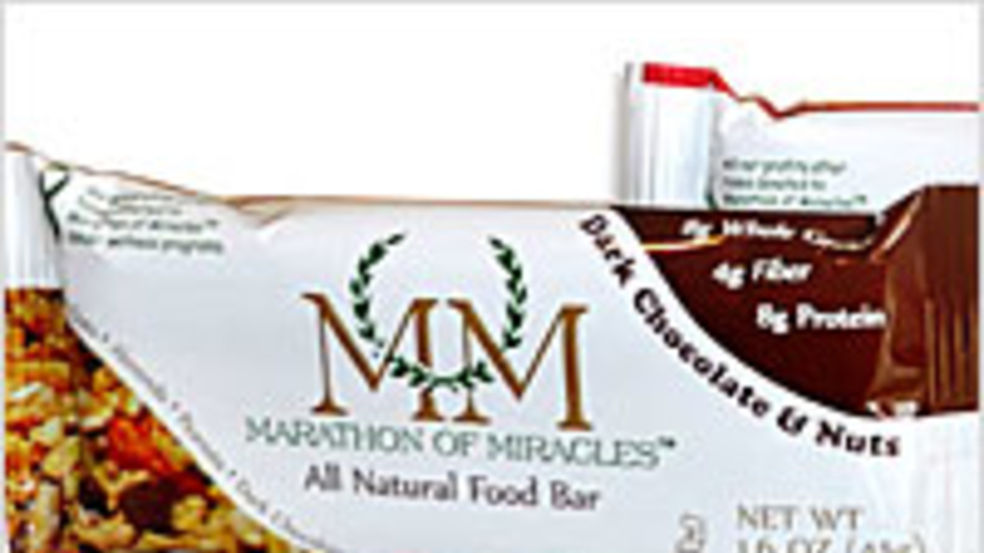 Foodie Friday: Marathon of Miracles Bars