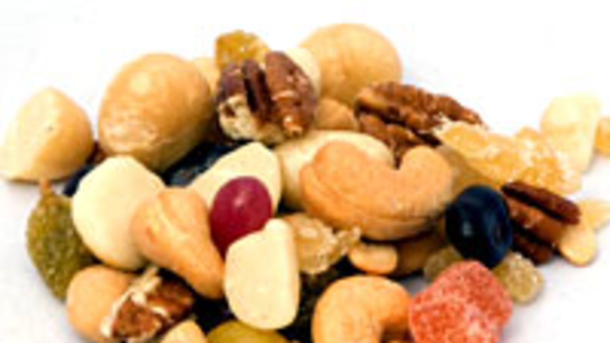 Foodie Friday: My Mixed Nuts