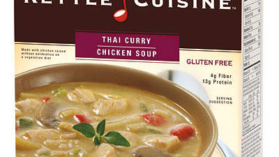 Foodie Friday: Kettle Cuisine Thai Curry Chicken Soup