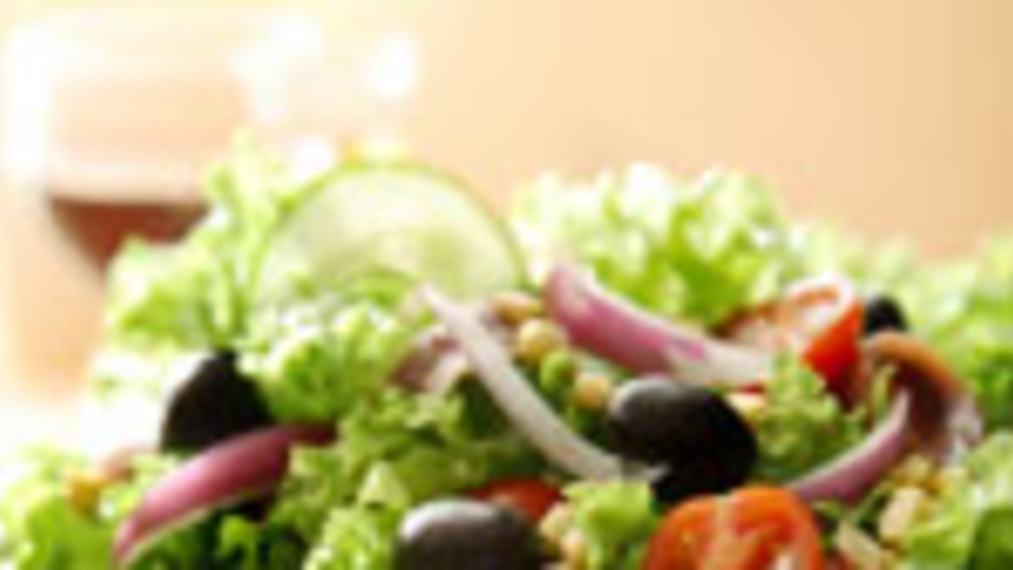 Signature Salads With Style