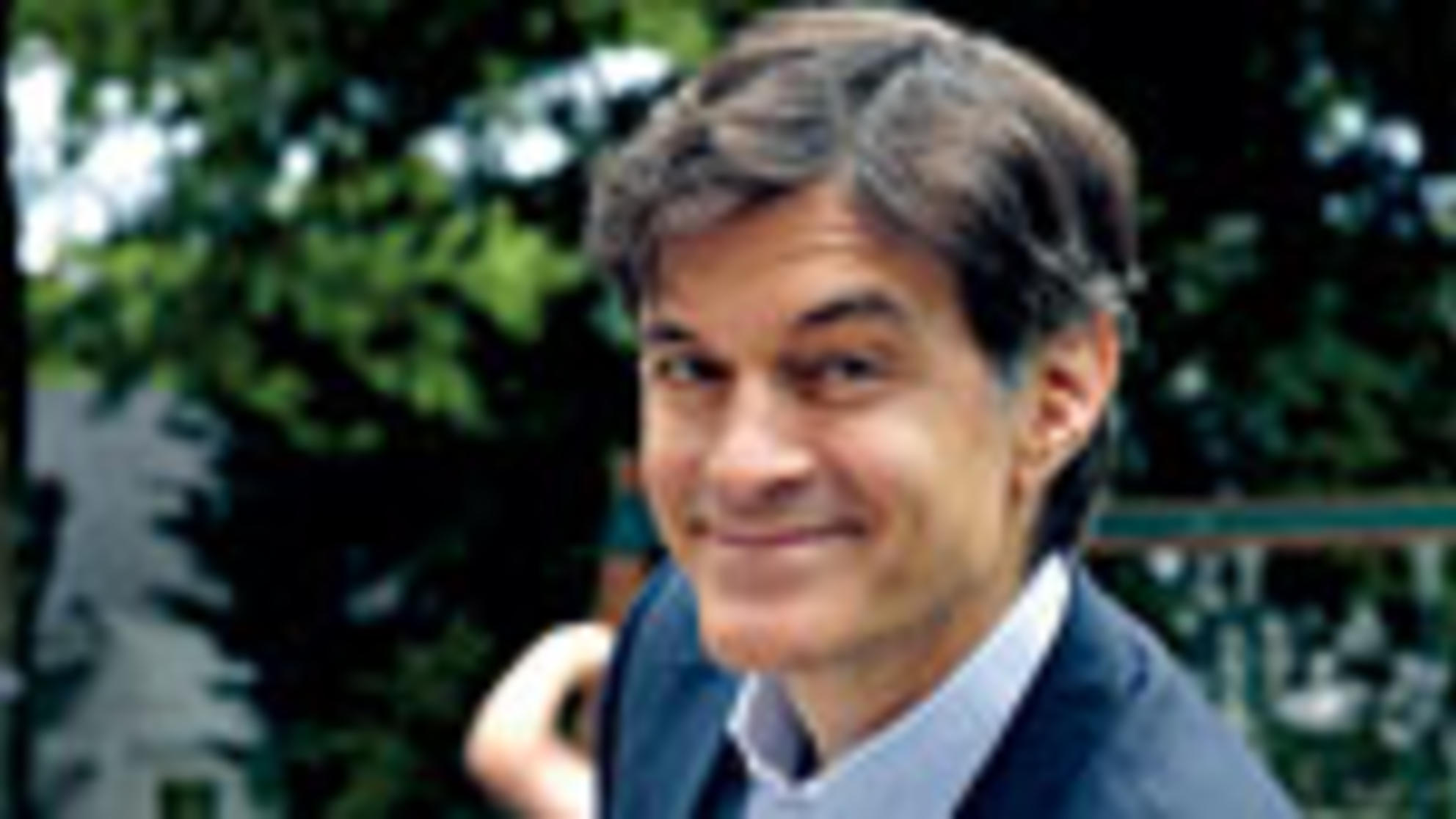 All About Dr. Oz's New TV Show