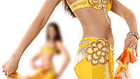 Shimmy Into Shape: Burn Calories With Belly Dancing