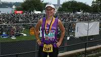 Race Report: First-Time Triathlete Does the New York City Triathlon