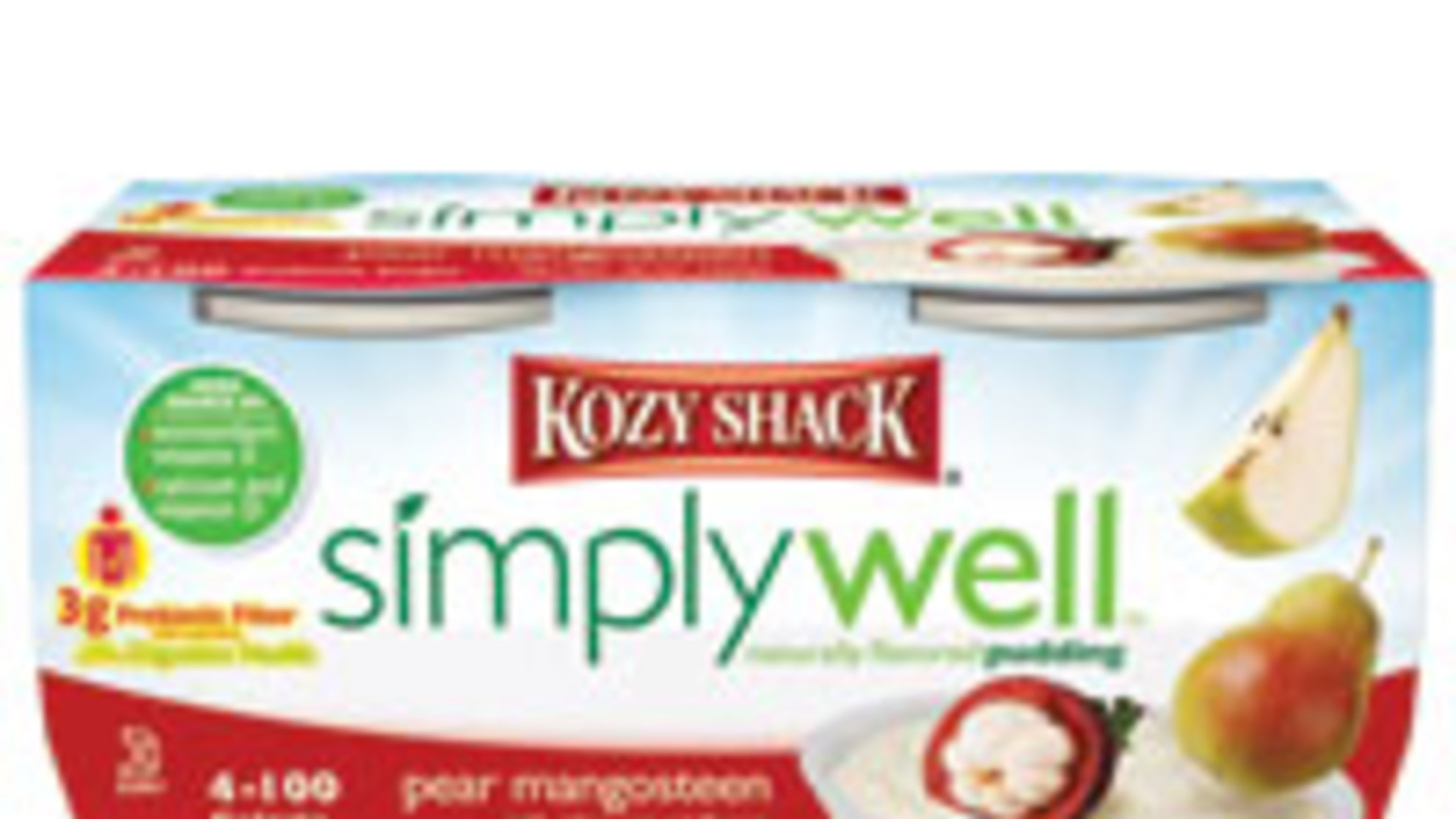 Foodie Friday: Kozy Shack Pudding