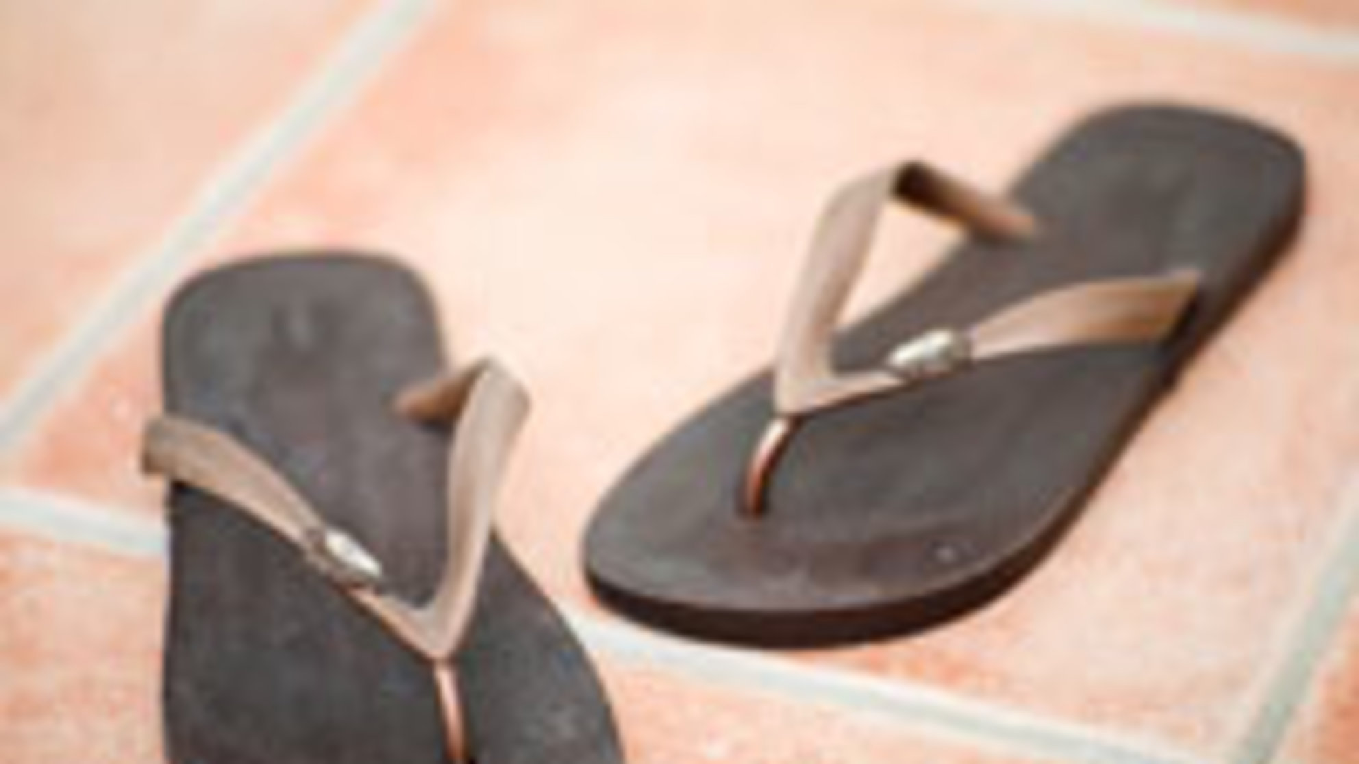 Embarrassing Questions: Do flip-flops really protect me from catching something in the shower?