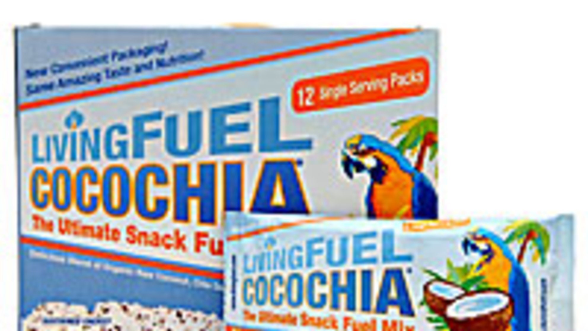 Foodie Friday: Living Fuel CocoChia Snack Mix
