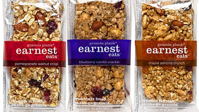 Foodie Friday: Earnest Eats Granola Planks