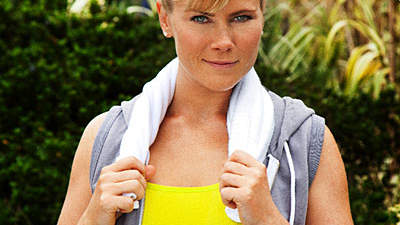 Alison Sweeney's 30-Day Body Makeover!