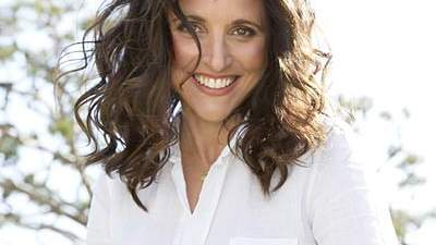 Julia Louis-Dreyfus' Fresh and Funny Take on Healthy Living
