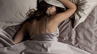 5 Sleep Problems Nobody Talks About
