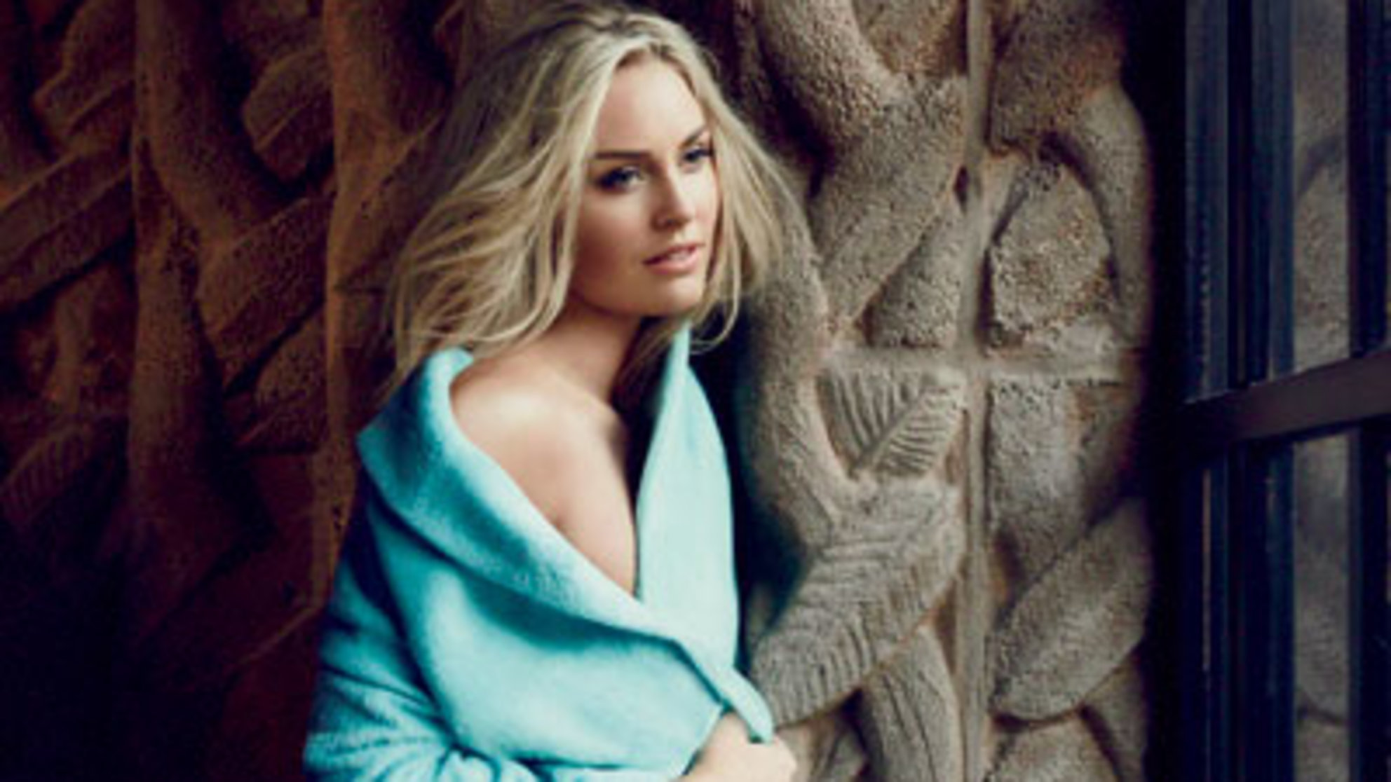 Lindsey Vonn:  You Don't Have to Be a Size 2 to Be Beautiful