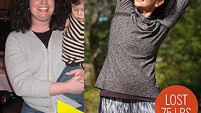 Turning 40 Inspired Me to Lose 75 Pounds