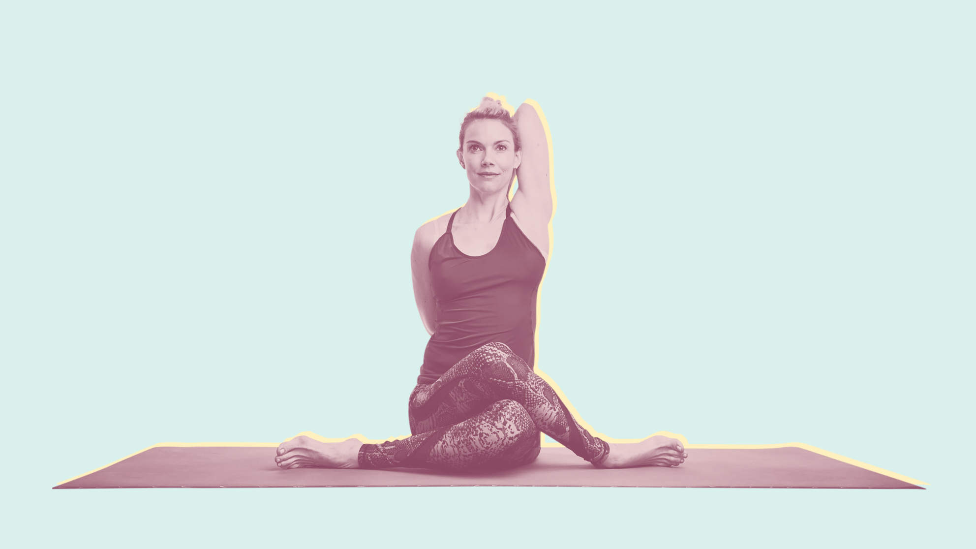 This 6-Step Yoga Flow Will Open Up Your Tight Hips