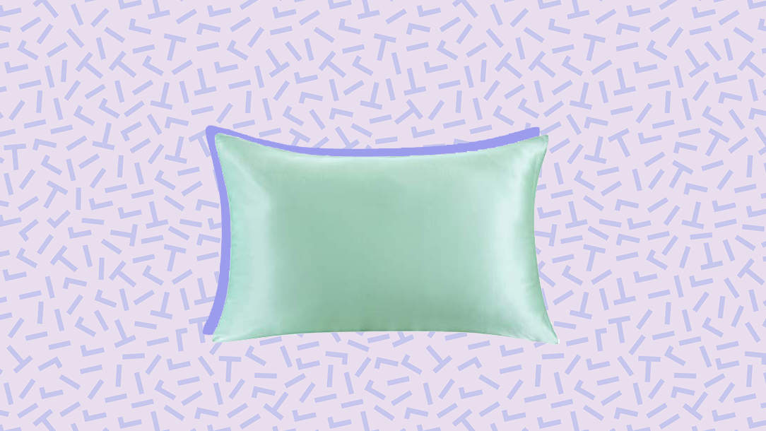 The Most Popular Silk Pillowcase on Amazon Will Fight Wrinkles and Frizz While You Sleep