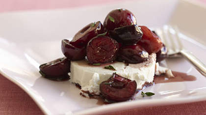 cherry-goat-cheese