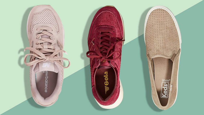 Anthropologie Has CRAZY Deals on Comfortable Shoes Right Now