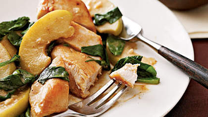 apple-spinach-chicken