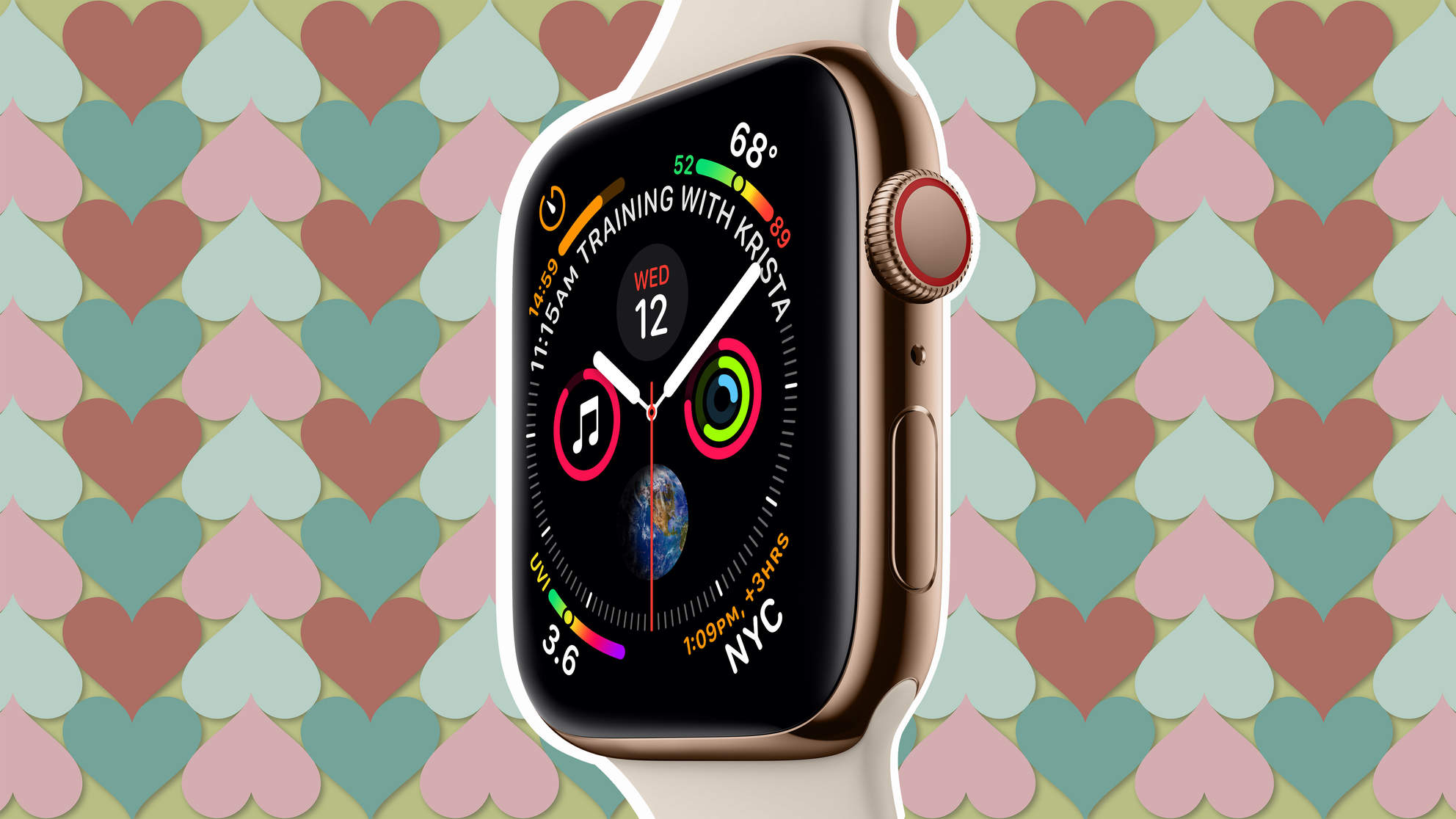 Your Apple Watch Series 4 Just Got Some Incredible New Health Features