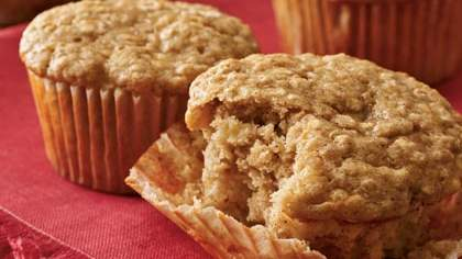 banana-oat-muffin