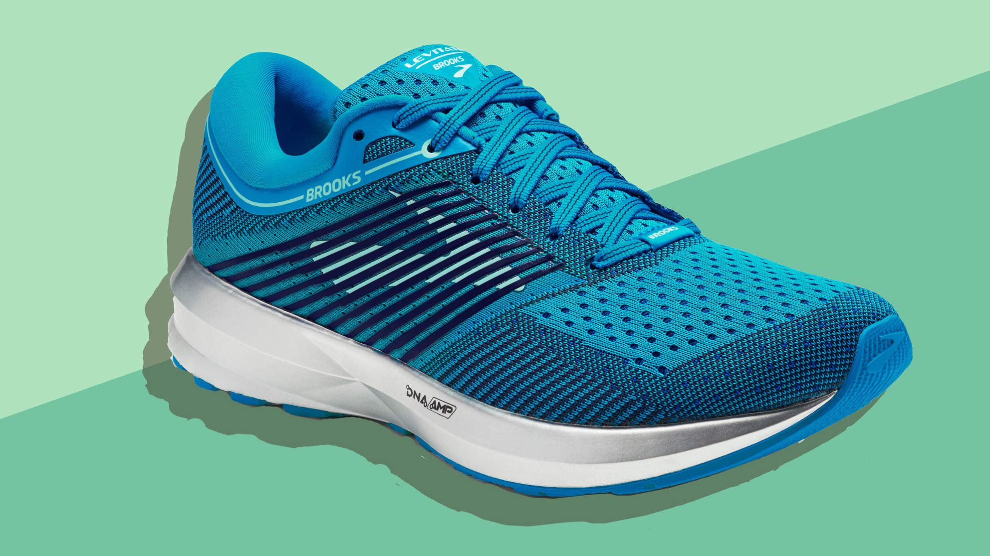 61940f96143 The New Brooks Levitate Promises to Help You Run Faster - Health