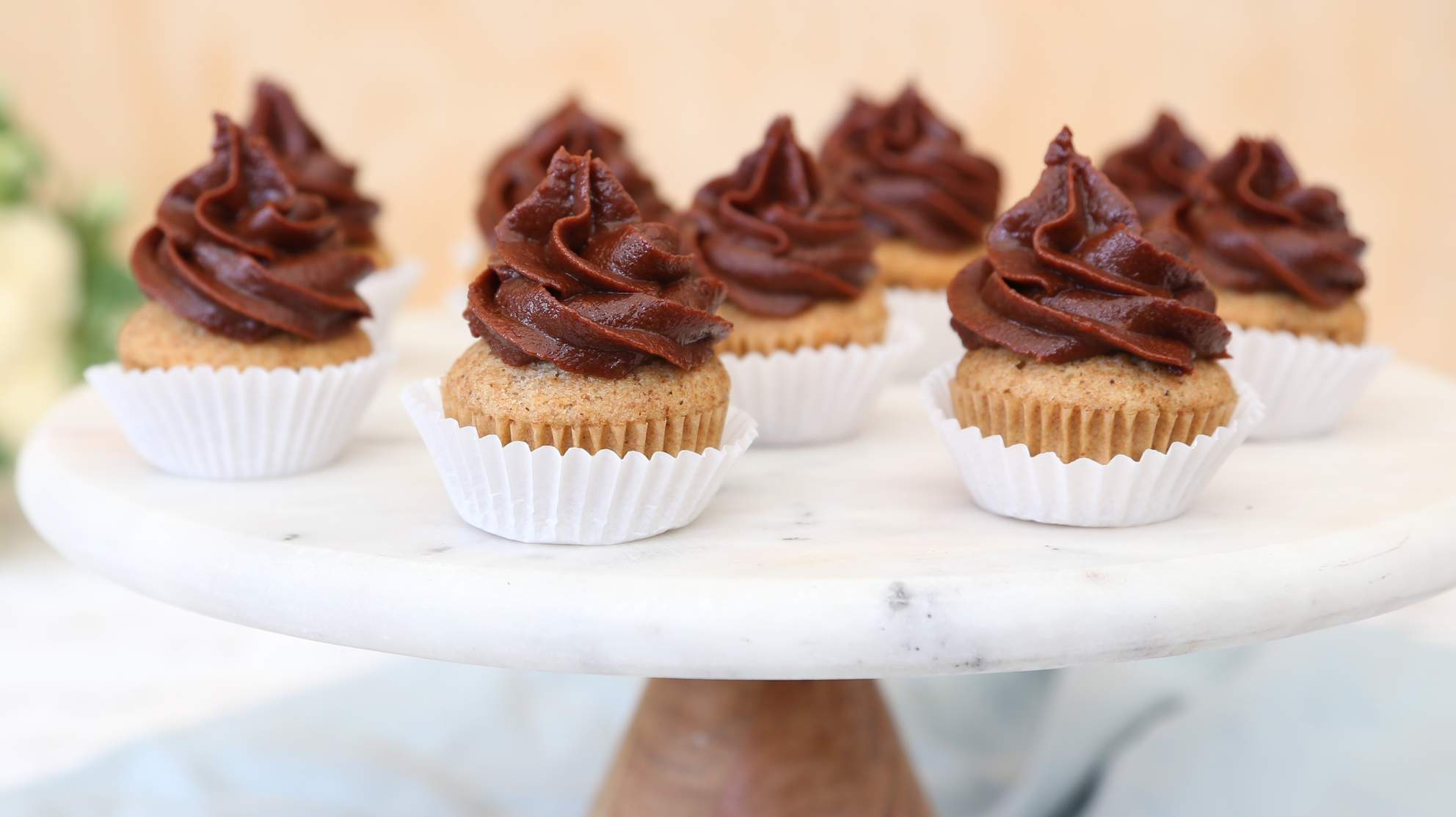 These Vanilla Cupcakes Are Made With Cauliflower—and You'd Never Know It