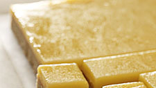 6 Holiday Cookies: Low-Cal Lemon Bars